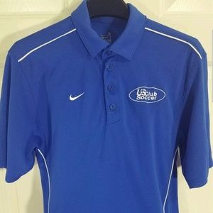 Authentic US CLUB SOCCER Nike Dri-Fit Yamaha